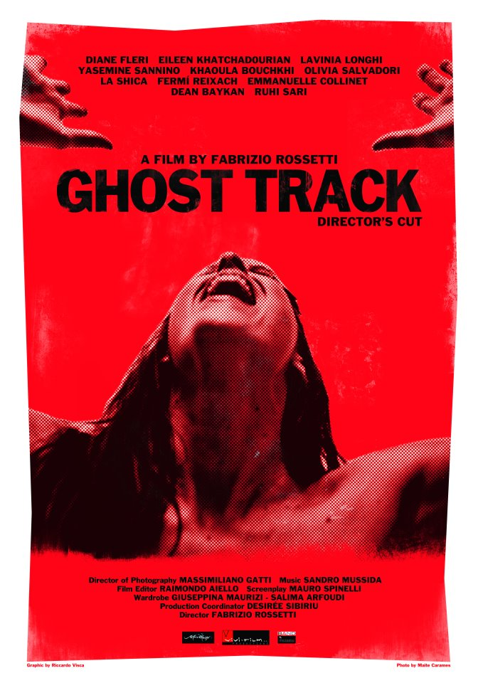 Ghost track